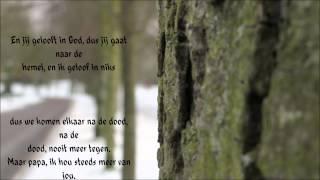 Stef Bos - Papa (HQ) - Met Songtekst / Lyrics