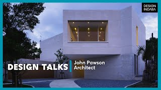 John Pawson On Making Calm, Simple Spaces