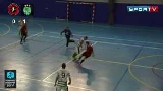 preview picture of video 'Futsal Toulon Tous Ensemble Vs Sporting Paris Match Partie N°4 Championnat de France 2014'