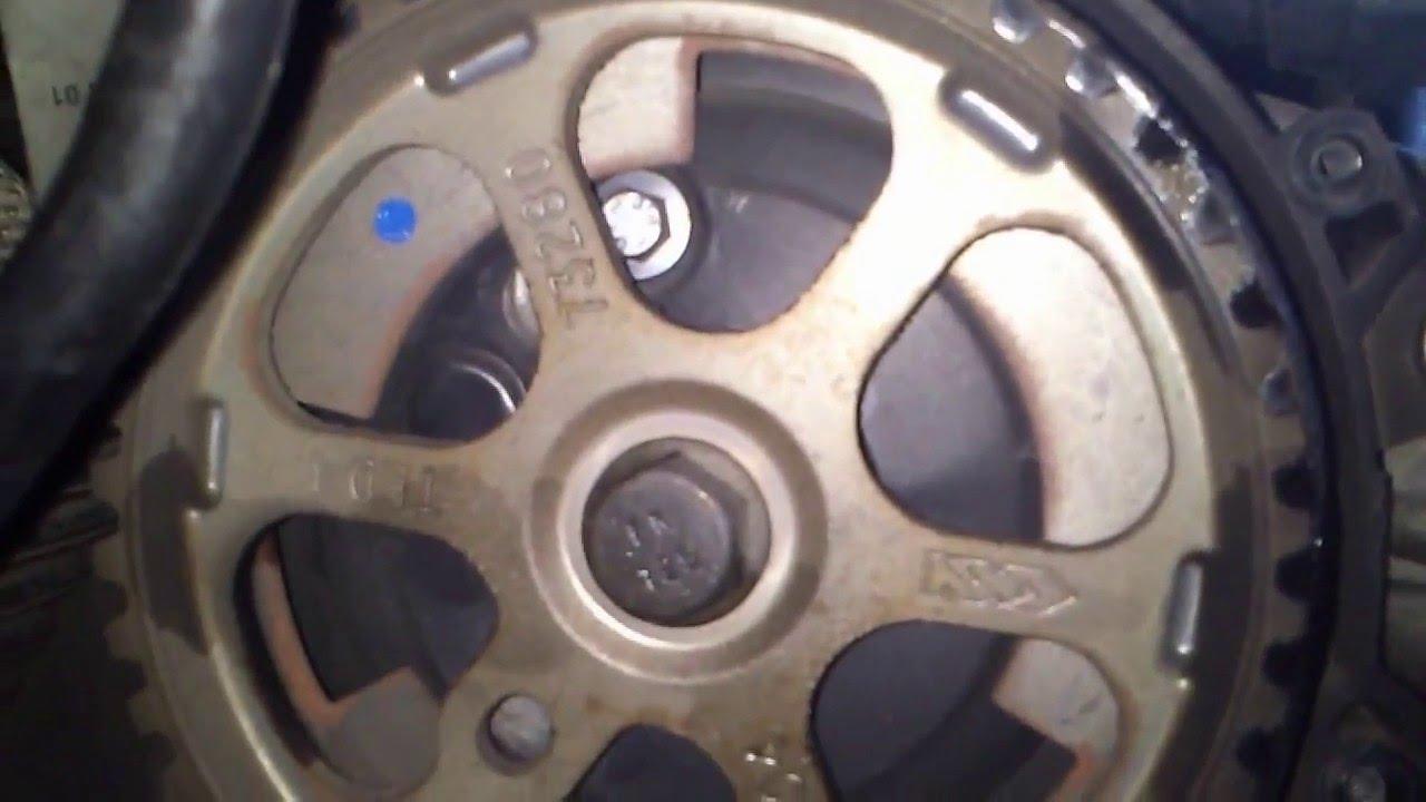 Tutorial Cambiar Correa Distribucion Citroen C4 Parte 1 How To Peugeot Timing Belt Change A