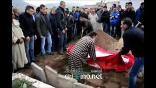 """جنازة مهيبة للفنان الراحل الحسين """"ريفينوكس"""" بالناظور Nador, Rifinox, Ariffino.net"""