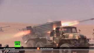 Удар по силам Асада: жертвами атаки возглавляемой США коалиции стали около 100 человек