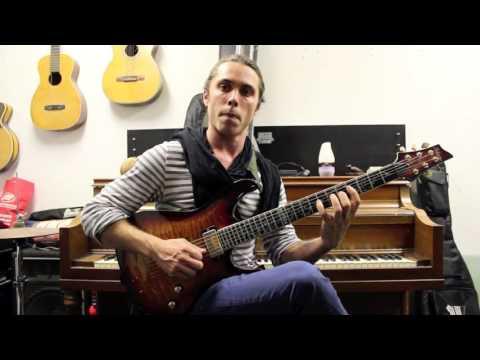 Azuri Zen Moon   Guitarist  Guitar Lesson Series by Azuri Z. Moon _ Lesson 1 Legato techniques
