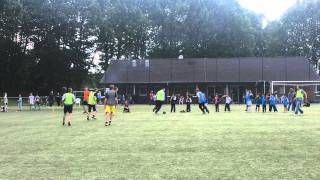 preview picture of video 'Wacker Obercastrop - Väter G- vs. F-Jugend (HD)'