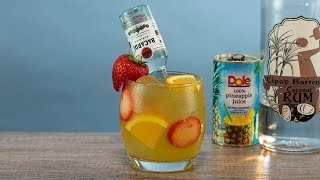 FULLY LOADED RUM PUNCH