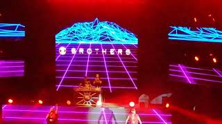 2 Brothers On The 4th Floor - Never Alone (90s Forever Eurodance Tour Lima 16 feb 2019)