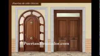 preview picture of video 'Catálogo Puertas dominador'