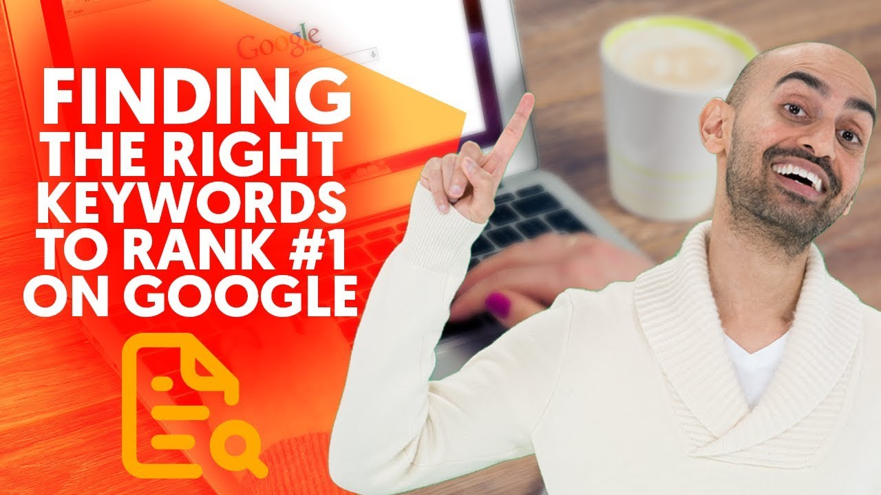 A Simple Hack to Finding the Right Keywords to Rank #1 on Google For