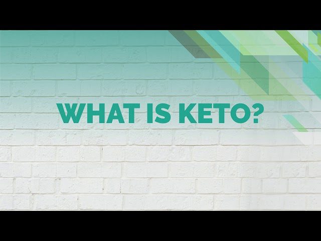 What Is Keto? | Healthful Pursuit