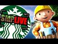 The SMP Live Boys Make A Coffee Shop - ConnorEatsP