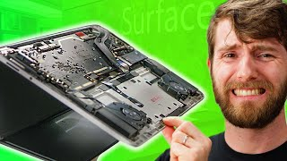 Surface Laptop Studio Review Ended in DISASTER