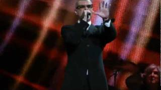 George Michael Brother Can You Spare A Dime Live Royal Opera House London 2011