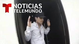 Así Fue La Detención De Ovidio Guzmán En Culiacán Sinaloa Noticias Telemundo