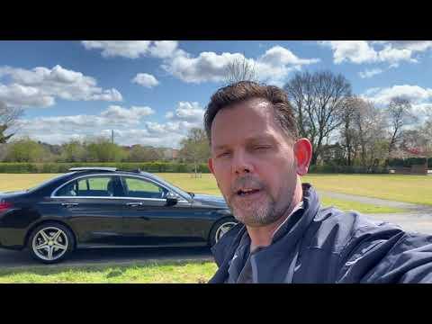Mercedes C200 AMG Line Automatic Pemium Video