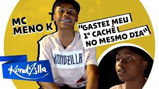 "Curiosidades do MC Meno K – ""Me Inspiro no MC Ryan SP"" (KondZilla)"