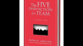 How To Transform Dysfunctional Teams with 5 behaviors Of A Cohesive Team