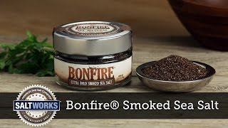 Bonfire® Extra Bold Smoked Sea Salt
