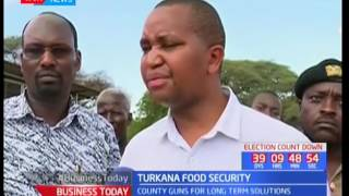 Turkana food security : County guns for long term solutions