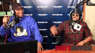 ScHoolboy Q's Freestyles over the 5 Fingers of Death AGAIN on Sway in the Morning