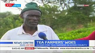Gloom for tea farmers, this year's bonus to go down by 30%