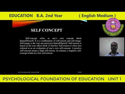 EDUCATION (ENGLISH MEDIUM) By - DR. B.P.GAUR