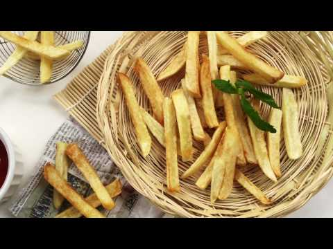ক্রিসপি ফ্রেন্চ ফ্রাইস (ফ্রোজেন পদ্ধতি সহ) || French Fry Recipe Bangla || Bangladeshi Potato fries
