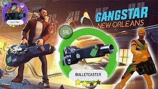 GANGSTAR NEW ORLEANS - BULLETCASTER ( ULTIMATE WEAPON ) GAMEPLAY