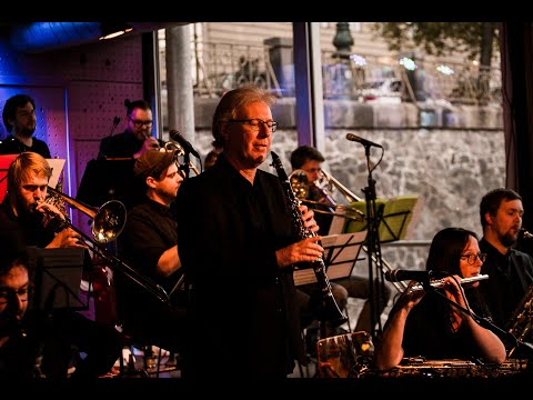 Video: Jazz Dock Orchestra reopening the club