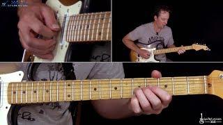 When The Curtain Falls Guitar Lesson (Full Song)   Greta Van Fleet