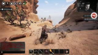 [Livestream Gameplay] [GER|PC] StofftiereTV: Conan Exiles SFTO FPS Server