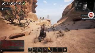 [Livestream Gameplay] [GER|PC] StofftiereTV: Conan Exiles SFTO FPS Server