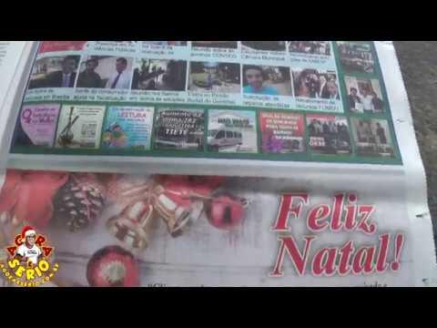 Jornal o Pardal de Juquitiba edição de Natal 2017