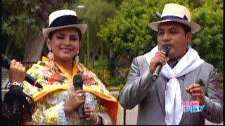 Mao Cuyubamba y Karen Riques - Presentacion En Vivo - Miski Takiy (24/Ene/2015)