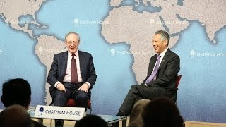 S'pore's Perspectives on Asia & Europe: PM Lee