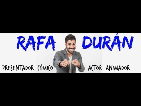 Vídeo Rafa Duran 1