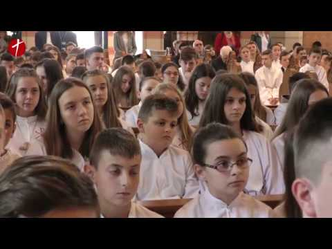 XXI. susret ministranata Vrhbosanske nadbiskupije