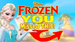 Disney's Frozen Easter Eggs | Everything You Missed