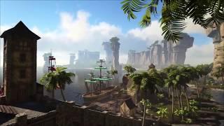 Атлас  Трейлер еще не анонсированной игры от авторов Ark: Survival Evolved HD