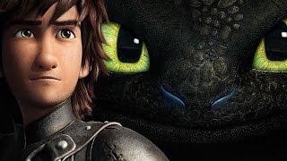 [18+][How to train your dragon 2] Как зачитать с драконом (Смешной перевод от Риськи)