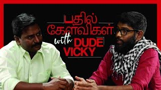 Women Should Enter Sabarimalai | Badhil Kelvigal ft.Blacksheep Dude Vicky | Put Chutney