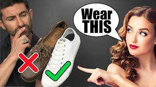 7 Things Women LOVE Men To Wear In Summer (hint: NOT Boat Shoes)