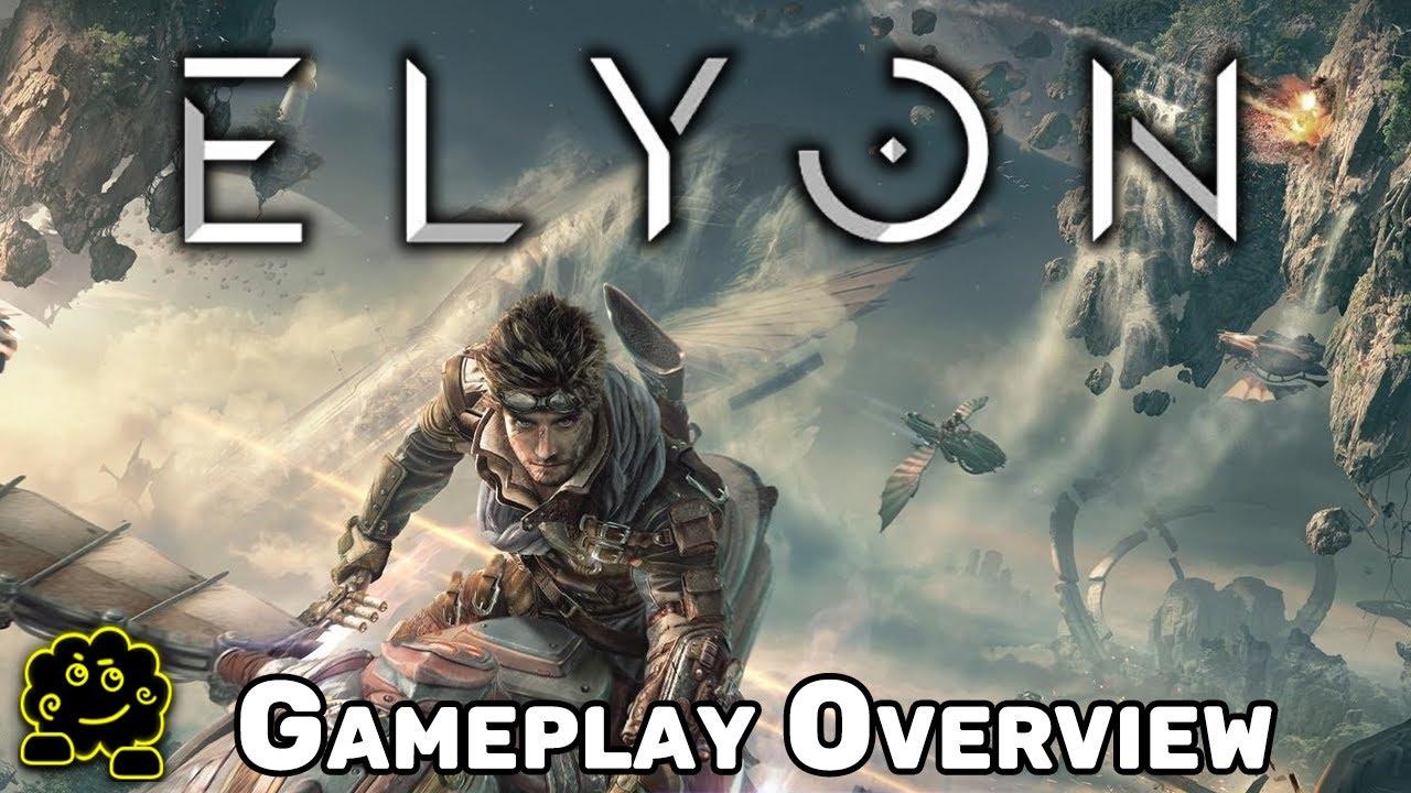 A:IR diventa Elyon Ascent: Infinite Realm e viene mostrato in un nuovo video