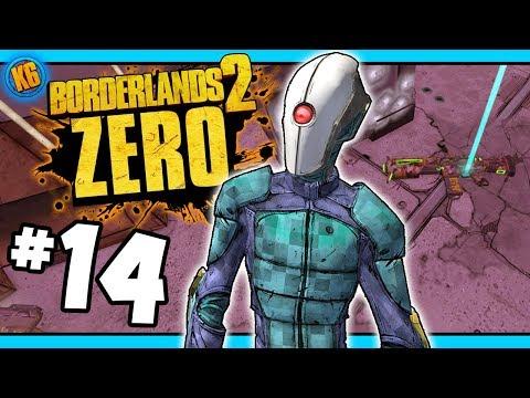 Jacket Off Finale?! - Road to Ultimate Zer0 | Day #14 [Borderlands 2]