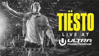 Tiesto - Live @ Ultra Music Festival Miami 2017, Main Stage