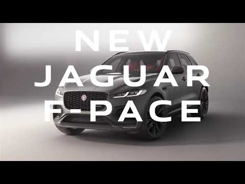 New Jaguar F-PACE Plug-In Hybrid | Design Evolution