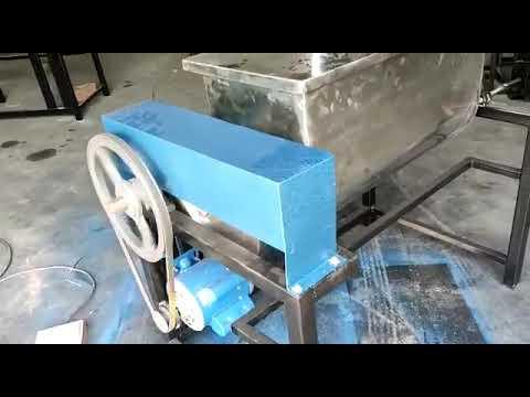 Semi-Automatic Agarbatti Powder Mixing Machine
