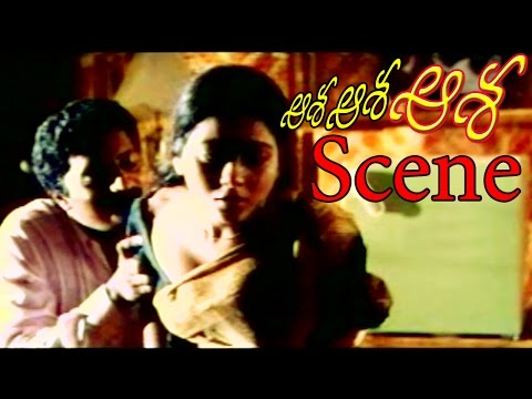 Asha Asha Asha Movie Scenes - Shiva Escapes From Jail | Ajith Kumar | Prakash Raj | V9 Videos