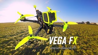 Betaflight 4.1.1 Rpm Filter - FPV Tuning Session - Vega FX-5