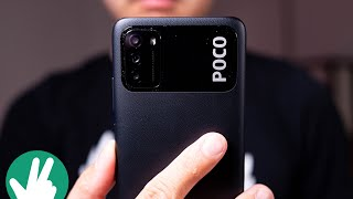 Xiaomi Poco M3 First Impressions: High on style, high on VALUE