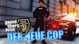 Der Neue POLIZIST - GTA 4 LCPDFR Deutsch (Police Mod)